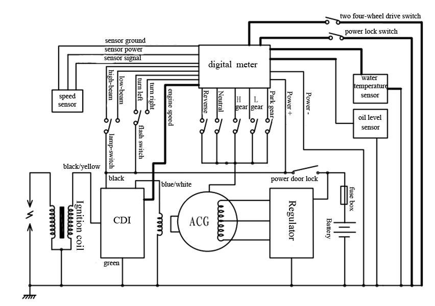 wiring diagram for multiple tvs