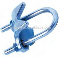 Custom U-bolt Conduit Clamp/ Right Angle Pipe Clamp - Buy ...