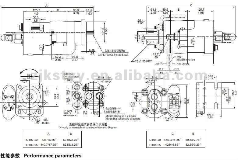 parker trailer wiring diagram