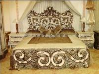 Hand Carved Wood Bedroom Set,Classic Bedroom Set,Carved ...