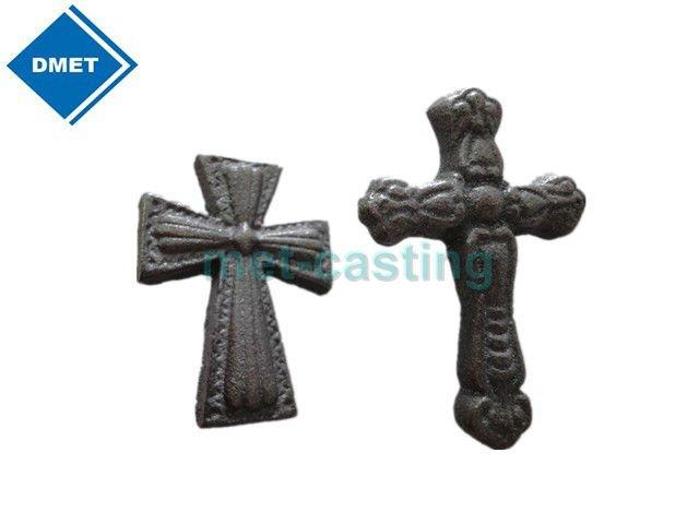Amazing Iron Casting Decor Small Metal Crosses Buy Small Metal ...