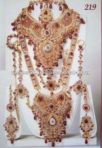 Bridal Jewellery Set - Indian Bridal Jewelry Set - Indian ...