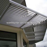 Dexone Simple Installation Sun Shade Aluminium Louver ...