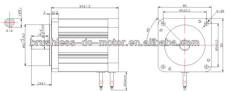 Genesis Motor schema cablage