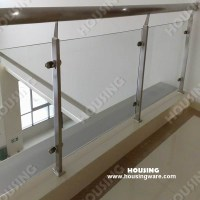 Frosted Glass Balcony Railings Design - Buy Glass Railing ...
