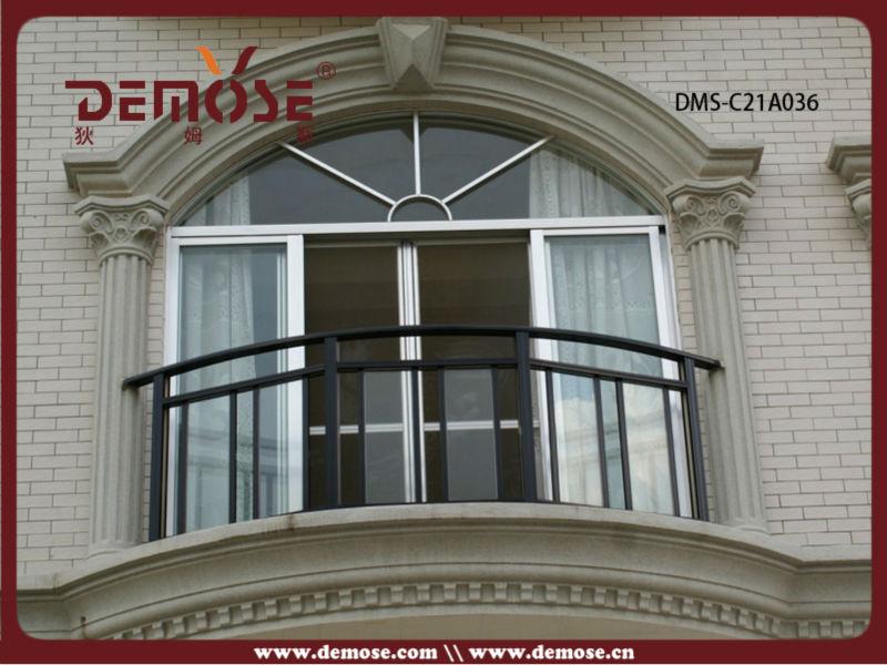 Wrought Iron Balcony/window Railing Designs