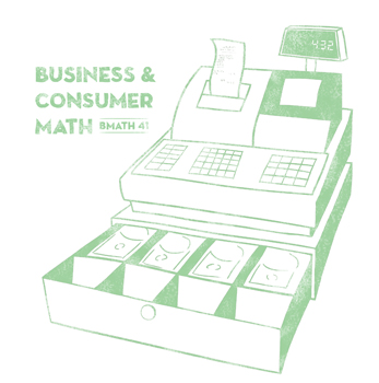 Business and Consumer Math, Part 1 Independent Study