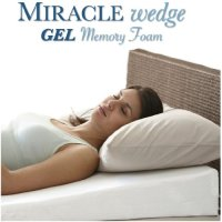 special offer: #WHOLESALE# Gel Memory Foam Wedge Pillow ...