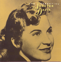 Mine Is a Lonely Life Skeeter Davis