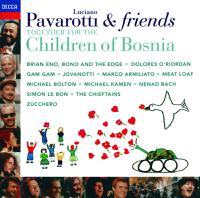 Miss Sarajevo Brian Eno, Bono, The Edge, Luciano Pavarotti, L'Orchestra Filarmonica Di Torino & Michael Kamen