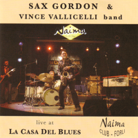 Soul Serenade (Live) Sax Gordon & Vince Vallicelli Band MP3
