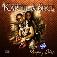Romping Shop (Raw Version) Vybz Kartel & Spice