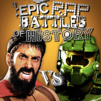 Master Chief vs Leonidas (feat. Nice Peter & Epiclloyd) Epic Rap Battles of History
