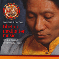 Five-Peak Wisdom Mountain Nawang Khechog song