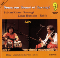 Rajasthani Folk Melody (Live) Sultan Khan & Zakir Hussain MP3
