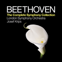 Symphony No. 1 in C Major, Op. 21: I. Adagio molto - Allegro con brio London Symphony Orchestra & Josef Krips