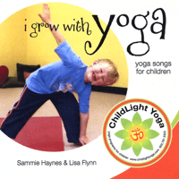 I Grow With Yoga Sammie Haynes