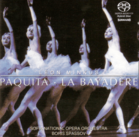 Paquita: Variation 1: Moderato Sofia National Opera Orchestra & Boris Spassov