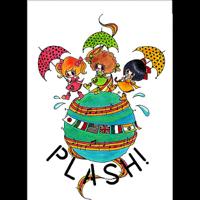 Lakdi Ki Kathi (India) Plash!