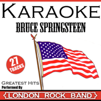 I'm On Fire (In the Style of Bruce Springsteen) [Karaoke Version] London Karaoke Rock Band
