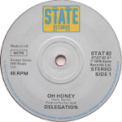 Free Download Delegation Oh Honey Mp3