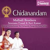Shivakamasundari - Sindhubhairavi - Kanda Chapu (Live) Malladi Brothers, K. V. Prasad & V. Suresh