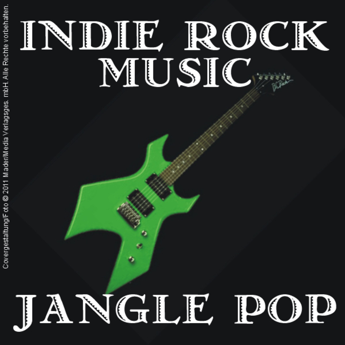 Rock Music Cover Indie Rock Music Jangle Pop Album Cover By Various Artists
