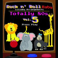 Walk Like an Egyptian (Lullaby Arrangement of the Bangles) Rock N' Roll Baby Lullaby Ensemble MP3