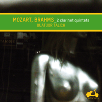 Quintet for Clarinet and Strings, K. 581: II. Scherzo Talich Quartet & Philippe Cuper MP3