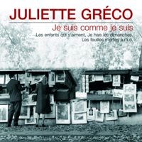 Sous le ciel de Paris Juliette Gréco MP3