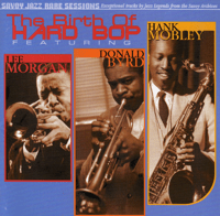 B. for B.B. Donald Byrd, Hank Mobley & Lee Morgan