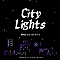 City Lights graves & Slick Thieves