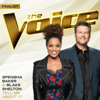Tell Me About It (The Voice Performance) Spensha Baker & Blake Shelton MP3
