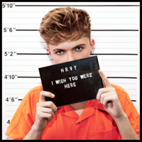 I Wish You Were Here HRVY MP3