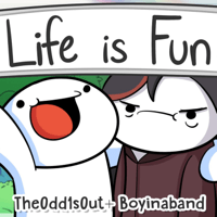 Life Is Fun (feat. TheOdd1sOut) Boyinaband song