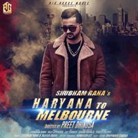 Haryana to Melbourne SHUBHAM RANA