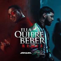 Ella Quiere Beber (feat. Romeo Santos) [Remix] Anuel AA MP3