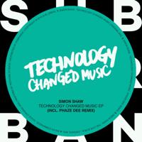 Technology Changed Music Simon Shaw MP3