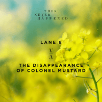 The Disappearance of Colonel Mustard Lane 8