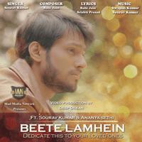 Beete Lamhein (feat. Ananya Sethi) Sourav Kumar MP3