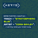 Free Download Corin Bayley Stratospheric Blue (Extended Mix) Mp3