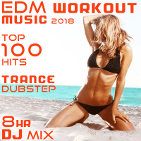 Hard Energy Trance Dance Deep Burn Cardio, Pt. 39 (142 BPM Gym Jams 2018 DJ Mix) Workout Trance & Workout Electronica