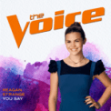 Free Download Reagan Strange You Say (The Voice Performance) Mp3