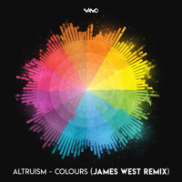Colours (James West Remix) Altruism