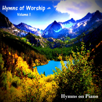 Amazing Grace! How Sweet the Sound (New Britain) Hymns on Piano MP3