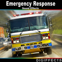 Police Radio with Calls, Static, Beeps, And Noise Version 3 Digiffects Sound Effects Library MP3