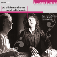 Raga Hameer-Gat In Teentaal (Gat in Teentaal) Pandit Shivkumar Sharma & Zakir Hussain MP3