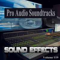 Traffic Ambience Pro Audio Soundtracks