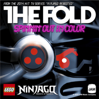Lego Ninjago - Spinning Out In Color The Fold MP3