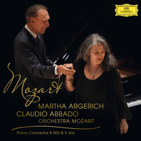 Piano Concerto No. 20 in D Minor, K. 466: 2. Romance (Live From KKL, Lucerne / 2013) Martha Argerich, Orchestra Mozart & Claudio Abbado song